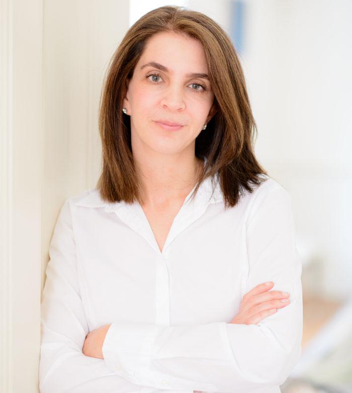 Louisa Treger