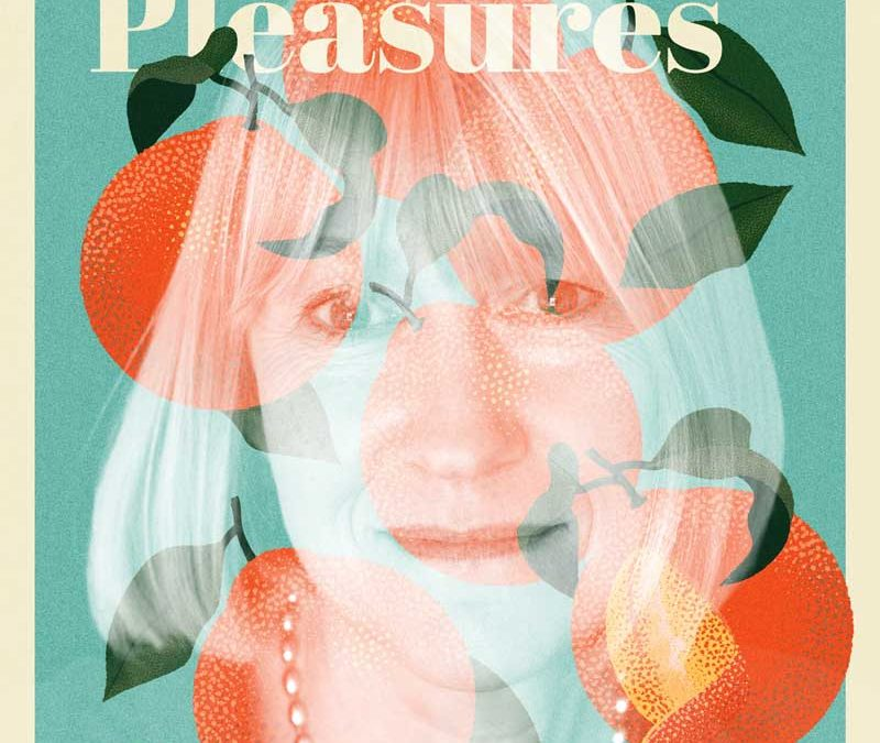 Small Pleasures with author